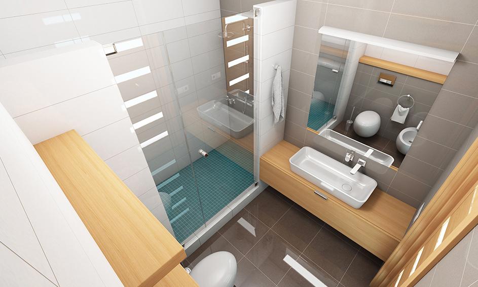 Cabine de douche - Ameublement