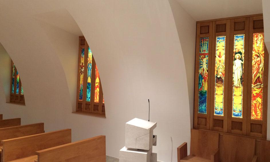 Vetrate per luoghi di culto