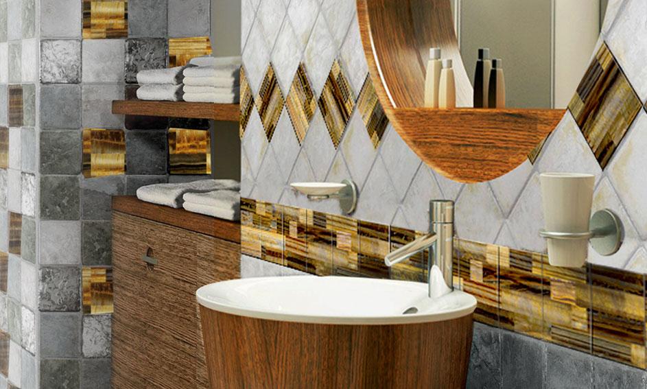 Pavimenti e rivestimenti - Arredamento Mira Glass