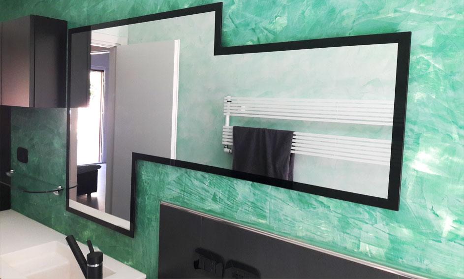 Specchi - Arredamento Mira Glass