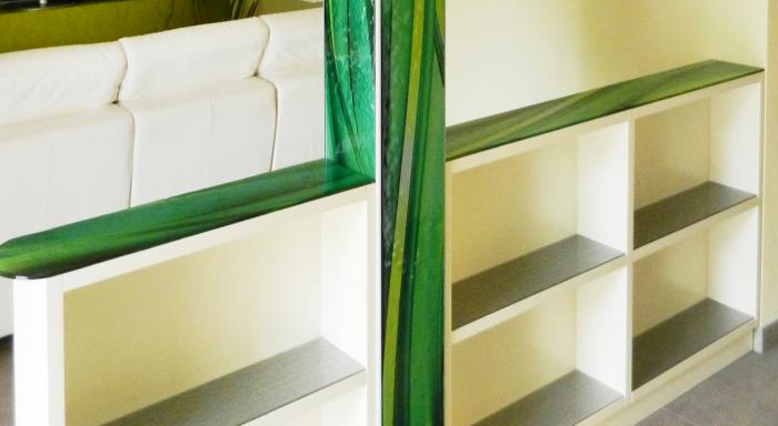 Pannellature in vetro  per rivestimento