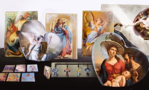 Accessori in vetro - religioso Mira Glass