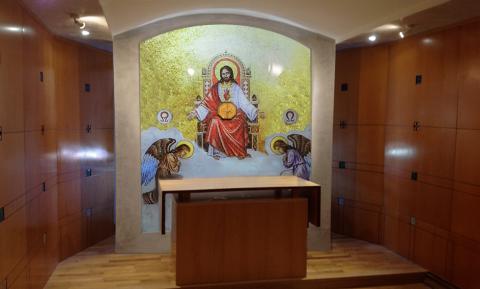 Pannelli decorativi - religioso Mira Glass
