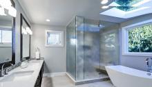 Box doccia - vetro fusione