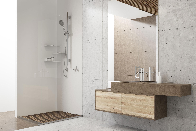 Box doccia con vetro extrachiaro
